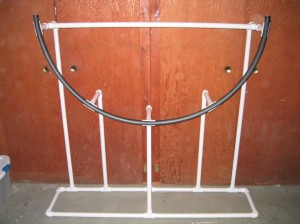 Single swing arc