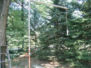 Hanging Plumb