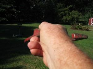 Selected Flip Grip